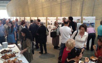 תערוכה בתל אביב